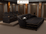 Cavallo Symphony Seating and Chorus Lounge Sofa Luxury Home Theater Package