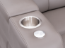 Seatcraft Arctic High End Home Theater Loveseat