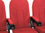 Seatcraft Mirage Fabric, Red