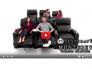 Seatcraft Monterey Back Row Top Grain Leather 7000, Powered Headrest, Power Recline, 8.5