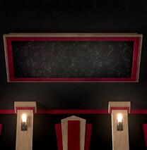 SoundRight Framed Star Panel
