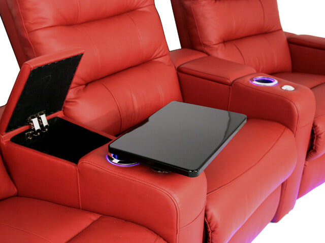 Seatcraft Excalibur LX Home Theater Seating