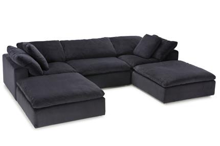 Seatcraft Heavenly Media Lounge Sofa