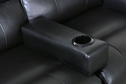 Seatcraft Loveseat Slide Arm