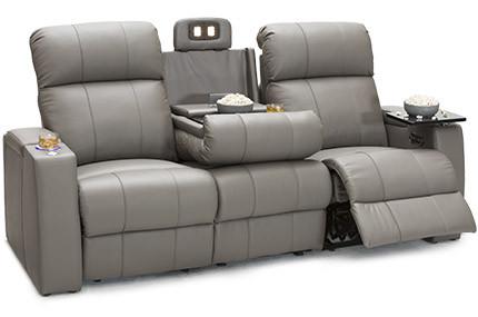 Seatcraft Calistoga Sofa 4 Materials, 15+ Colors, Powered Headrest, Power Recline