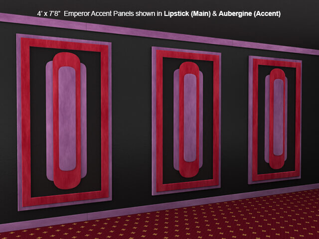 SoundRight Framed Accent Panel