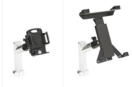 Seatcraft Adjustable Tablet & Phone Holder With Base
