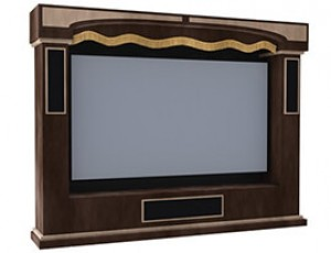 SoundRight Broadway Audio Home Theater Stage
