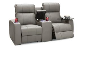 Seatcraft Calistoga Loveseat 4 Materials, 15+ Colors, Powered Headrest, Power Recline