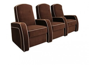 Cavallo Century 2 Materials, 95+ Colors, Power or Manual Recline, Straight or Curved Rows