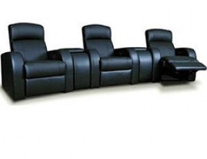 Coaster 600001 Cyrus Theater Seats