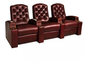 Cavallo Drake 2 Materials, 95+ Colors, Power or Manual Recline, Straight or Curved Rows
