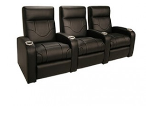 Cavallo Empire 2 Materials, 95+ Colors, Power or Manual Recline, Straight or Curved Rows