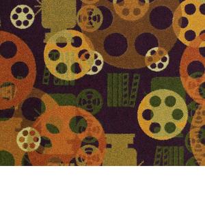 Joy Blockbuster Home Theater Carpet