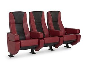 Seatcraft Maximus Two-Tone Vinyl, Black or Red