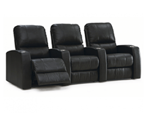 Palliser Pacifico 41920 11 Materials, 190+ Colors, Power or Manual Recline, Straight or Curved Rows