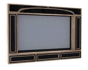 SoundRight Panel Home Theater Stage