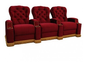 Cavallo Regis 2 Materials, 95+ Colors, Power or Manual Recline, Straight or Curved Rows