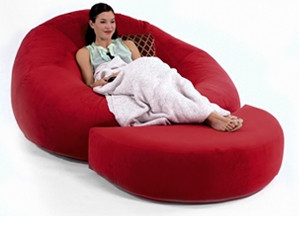 Seatcraft Cuddle Seat with Trellis Pillow for Couples