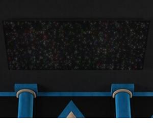 SoundRight Fiber-Optic Star Panel