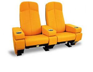 Terra Plus Movie Theater Seating