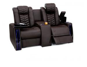 Seatcraft Prodigy Loveseat 3 Materials, 15+ Colors, Powered Headrest & Lumbar, Power Recline