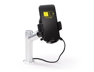 Seatcraft Wireless Charging Phone Mount for Home Theater Seats