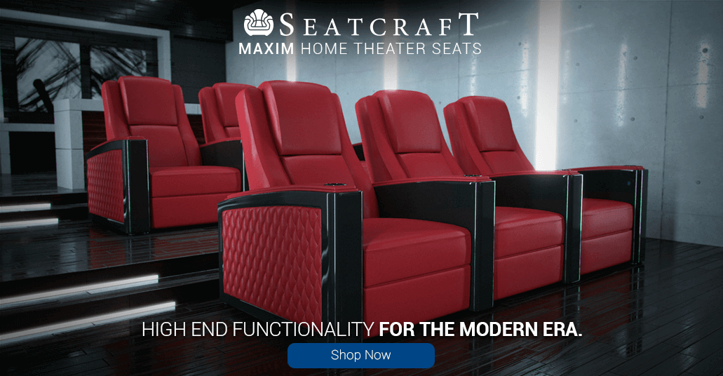Experience high end functionality for the modern era with the Seatcraft Maxim