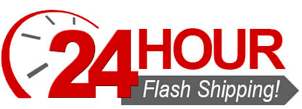 24 hour flash shipping